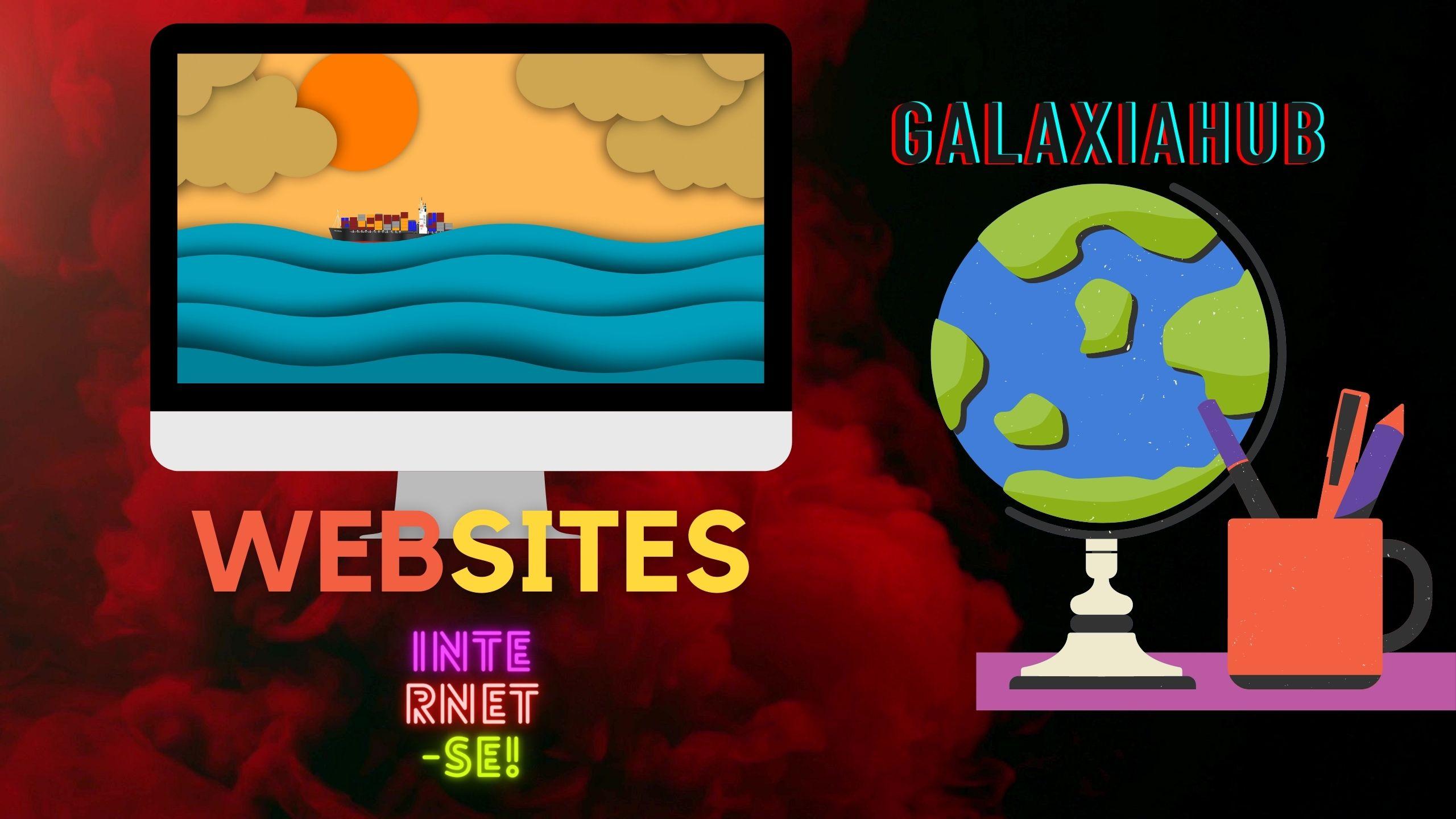 WebSites GalaxiaHub Site